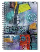 Passionate Time  Spiral Notebook
