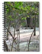 Pastel Light Spiral Notebook