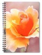 Pastel Rose Spiral Notebook