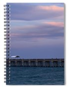 Pastel Skies Spiral Notebook