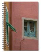Pastel Windows Spiral Notebook