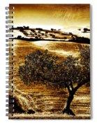 Pastelero Textures Spiral Notebook