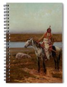 Pastures New Spiral Notebook