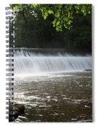 Patapsco Valley State Park - Bloedes Dam Spiral Notebook