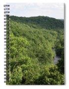 Patapsco Valley State Park - Overlook Spiral Notebook