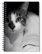 Patch Of Love Spiral Notebook