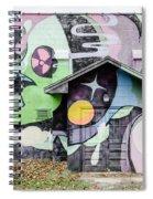 Patch Whisky Spiral Notebook