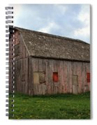 Patched And Still Standing Spiral Notebook