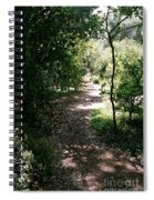 Path  Spiral Notebook