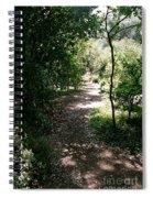 Path  Spiral Notebook
