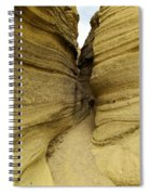 Path Through The Tent Rocks Spiral Notebook