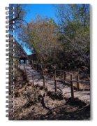 Path To Baobab Lodge Spiral Notebook