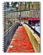 Path To Ellicott City Spiral Notebook