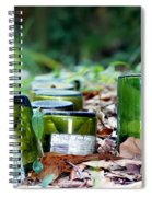 Path To Intoxication Spiral Notebook