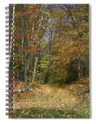 Path To Joiner Brook Spiral Notebook