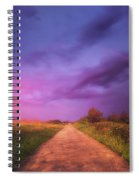 path to Phantasiland Spiral Notebook