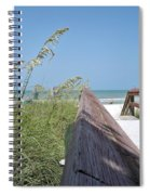 Path To Relaxation Spiral Notebook