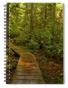 Path To Serenity Spiral Notebook