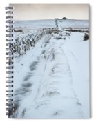 Path To South Hessary Tor IIi Spiral Notebook