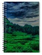 Path To Tipsoo Lake Spiral Notebook