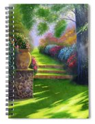 Pathway To Heaven Spiral Notebook
