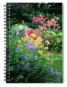 Pathway To Spring Spiral Notebook