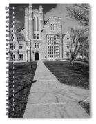 Pathway To The Law Spiral Notebook