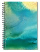 Pathway To Zen Spiral Notebook
