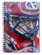 Patrick Roy ... Spiral Notebook