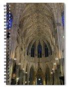 Pat's 3 Spiral Notebook