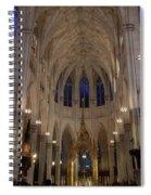 Pat's 4 Spiral Notebook