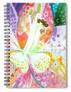 Pattern And Form II Spiral Notebook