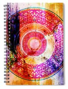Pattern Art 004 Spiral Notebook