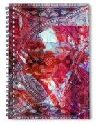 Pattern Art 015 Spiral Notebook
