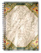 Pattern Art 030 Spiral Notebook