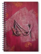 Pattern Pieces Spiral Notebook