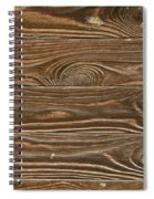 Patterns Of Life Spiral Notebook