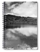 Pau-pique Lake Spiral Notebook