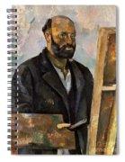 Paul Cezanne (1839-1906) Spiral Notebook