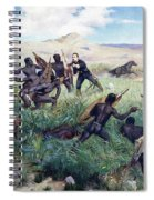 Paul Joseph Jamin Spiral Notebook