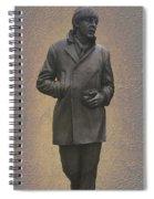 Paul Mccartney Spiral Notebook