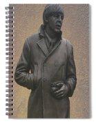 Paul Mccartney N F Spiral Notebook