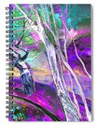 Paul On The Road To Damascus Spiral Notebook