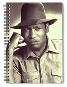 Paul Robeson, Vintage Actor And Singer Spiral Notebook
