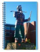 Paul Bunyan Spiral Notebook