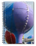 Pavilion Balloons Spiral Notebook