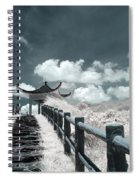Pavilion Spiral Notebook