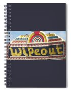 Pavilion Wipeout Spiral Notebook
