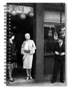 Pawn Shop, C1925 Spiral Notebook