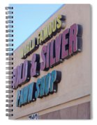 Pawn Stars Shop - Las Vegas Nevada Spiral Notebook